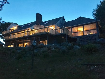 Harwich Cape Cod vacation rental - The stars will be out soon.