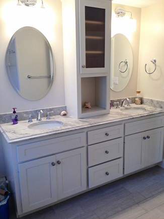 South Yarmouth Cape Cod vacation rental - Bathroom 1.