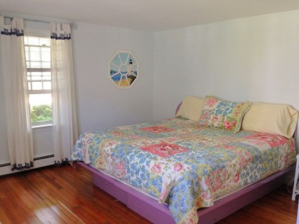 South Yarmouth Cape Cod vacation rental - King bed.