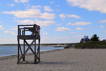 Chatham, near Hardings Beach Cape Cod vacation rental - Spend the Day Playing Games and Swimming, only Two Blocks Away!