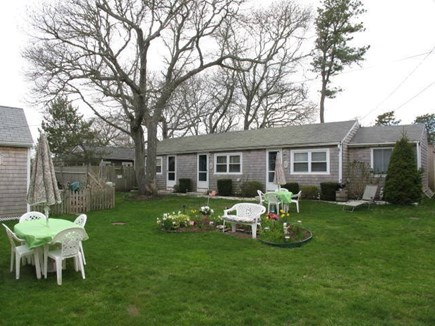 Dennis Port Cape Cod vacation rental - Cottage Colony Grounds
