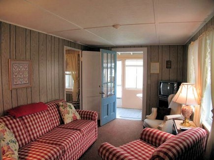 Dennis Port Cape Cod vacation rental - Living area