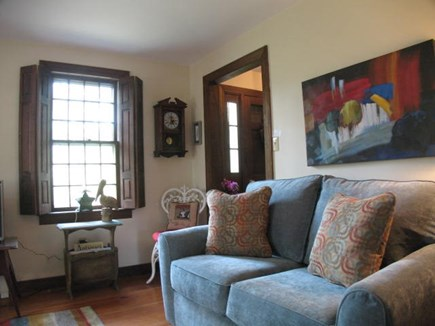 Orleans Cape Cod vacation rental - Den