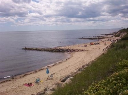 Dennis Cape Cod vacation rental - Private beach just 150 feet away