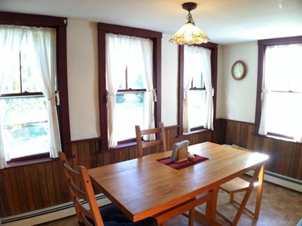 Orleans Cape Cod vacation rental - Kitchen / dining area