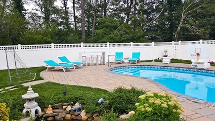 Brewster Cape Cod vacation rental - Pool