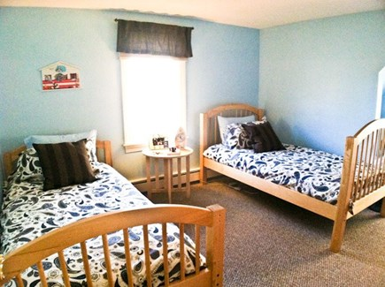 Harwich Cape Cod vacation rental - Third Bedroom with twin beds on 2nd floor