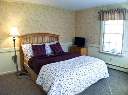 Harwich Cape Cod vacation rental - Fourth bedroom with Queen bed on 1st floor.