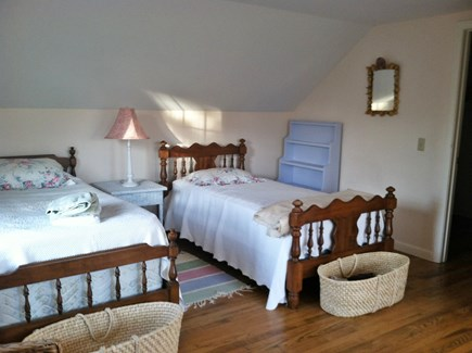 Brewster Cape Cod vacation rental - Second floor Queen/twin bedroom