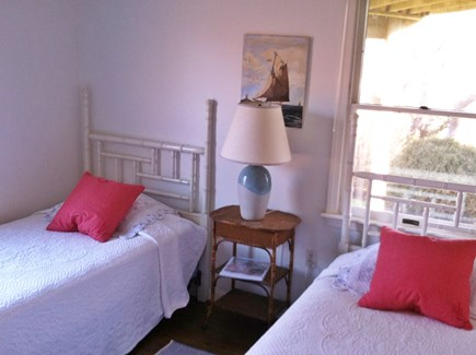 Brewster Cape Cod vacation rental - First floor twin bedroom
