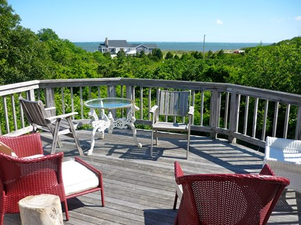 Brewster Cape Cod vacation rental - Bay View from Master Deck
