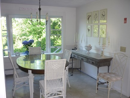 Brewster Cape Cod vacation rental - Kitchen/dining area