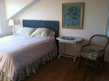 Brewster Cape Cod vacation rental - Second floor spacious  bedroom Queen and two twin beds