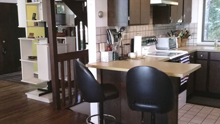 Mashpee Cape Cod vacation rental - Kitchen