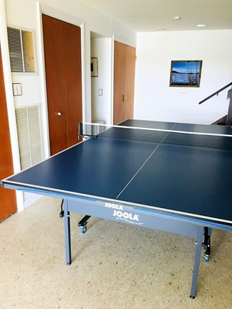 Mashpee, New Seabury Cape Cod vacation rental - BRAND NEW ping pong table in lower level