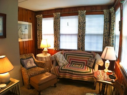Dennis Cape Cod vacation rental - Sunroom