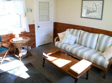 Dennis Cape Cod vacation rental - Den / sitting area