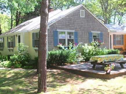 Dennis Cape Cod vacation rental - Outside/patio view