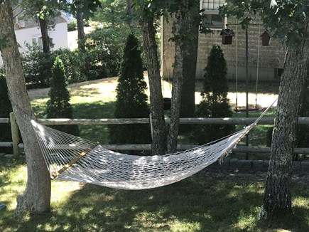 Chatham Cape Cod vacation rental - AHH!!! Hmmock in the Shade