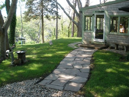 Orleans Cape Cod vacation rental - Cottage entrance