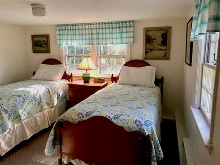 Orleans Cape Cod vacation rental - Section of Bedroom #2 with 2 Twins