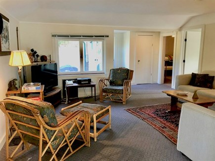 Orleans Cape Cod vacation rental - Living Room, second view