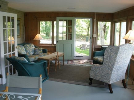 Orleans Cape Cod vacation rental - Porch (2)