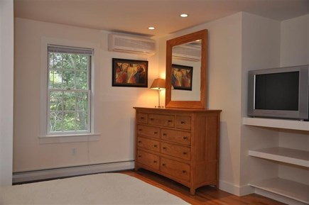 Provincetown Cape Cod vacation rental - Large Open Master Bedroom