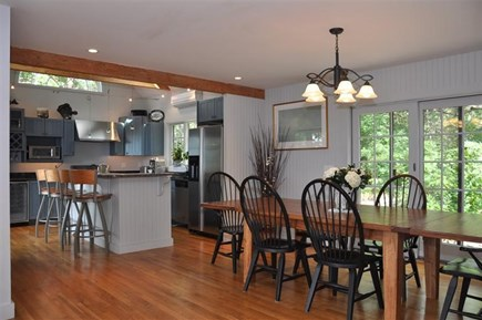 Provincetown Cape Cod vacation rental - Kitchen/Dinning Area