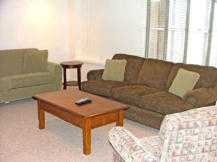 Orleans Cape Cod vacation rental - Bedroom #4 (Family room) w/Queen sleeper