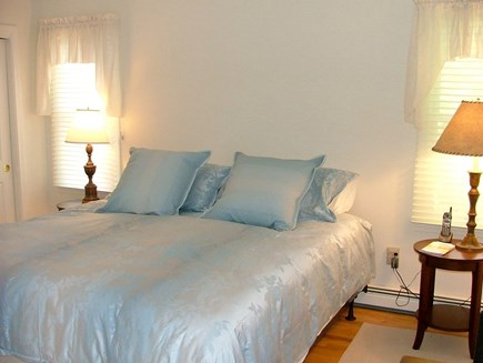 Orleans Cape Cod vacation rental - Master bedroom w/King