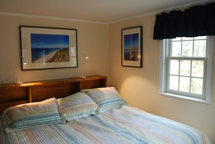 South Dennis Cape Cod vacation rental - Master Bedroom 1st floor King bed