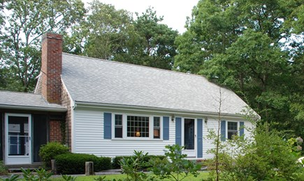 South Dennis Cape Cod vacation rental - A short walk to Johnny Kelley Park or bike to the Cape Rail Trail