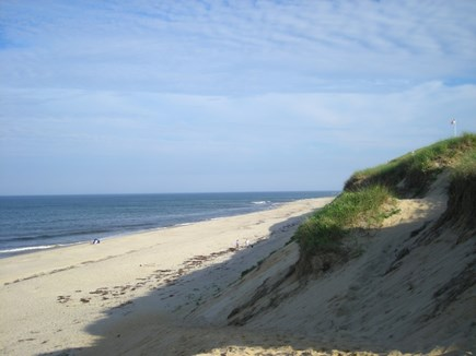 Wellfleet Cape Cod vacation rental - Lecount Hollow -- The closest oceanside beach to house