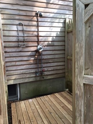 Wellfleet Cape Cod vacation rental - Outdoor Shower