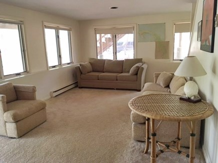 Wellfleet Cape Cod vacation rental - Lower level - Sofa bed