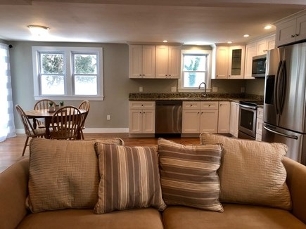 Eastham Cape Cod vacation rental - View from TV
