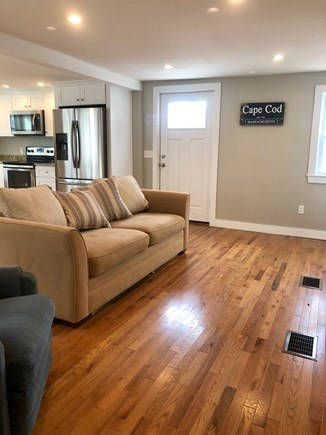 Eastham Cape Cod vacation rental - Sofa bed