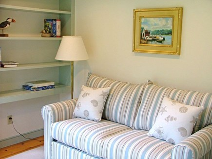 Orleans Cape Cod vacation rental - Alcove w/Full sleeper sofa
