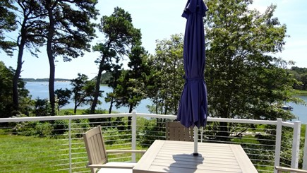 Orleans Cape Cod vacation rental - Water view from deck