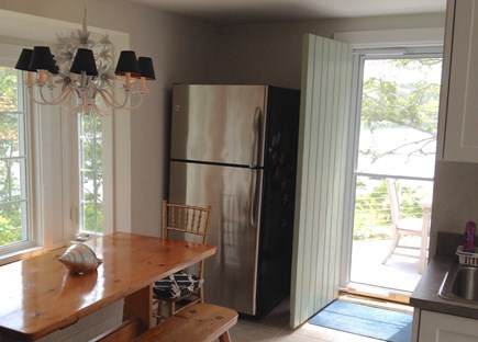 Orleans Cape Cod vacation rental - Dining nook
