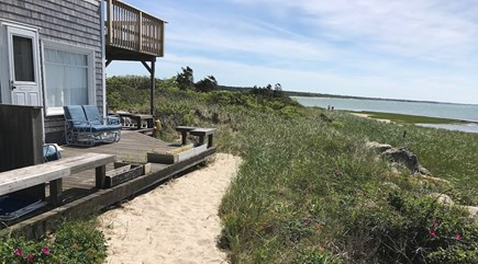 Orleans Cape Cod vacation rental - Beachfront condo