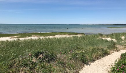 Orleans Cape Cod vacation rental - Path to Skaket Beach