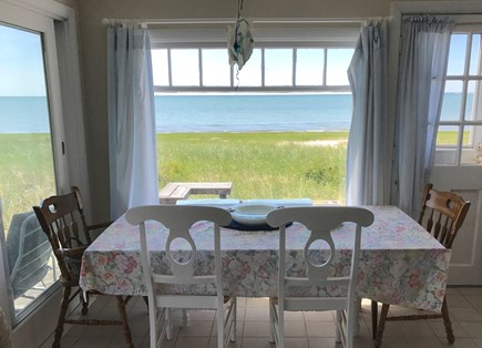 Orleans Cape Cod vacation rental - View from dining area