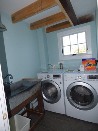 Brewster Cape Cod vacation rental - Laundry room on 1st Floor