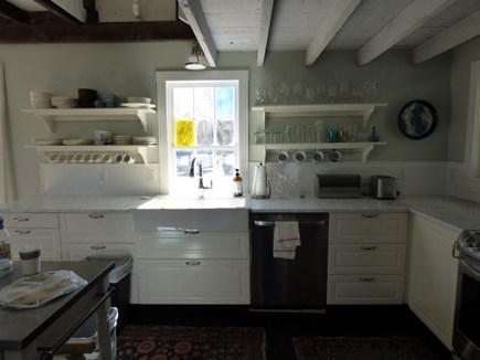 Brewster Cape Cod vacation rental - Updated kitchen with all new appliances and well equipped