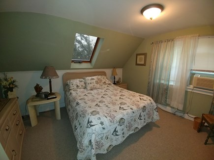 South Dennis Cape Cod vacation rental - Fishhouse room 2nd floor, Queen bed