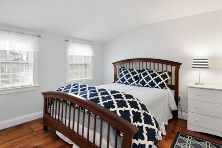 west harwich Cape Cod vacation rental - Double bed guestroom on second floor