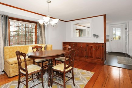 west harwich Cape Cod vacation rental - Dining Room off Kitchen