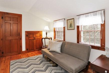 west harwich Cape Cod vacation rental - Loft area on second floor with sleeping futon